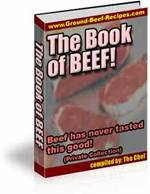 Ultimate Book of Beef  by: Ground Beef Recipes